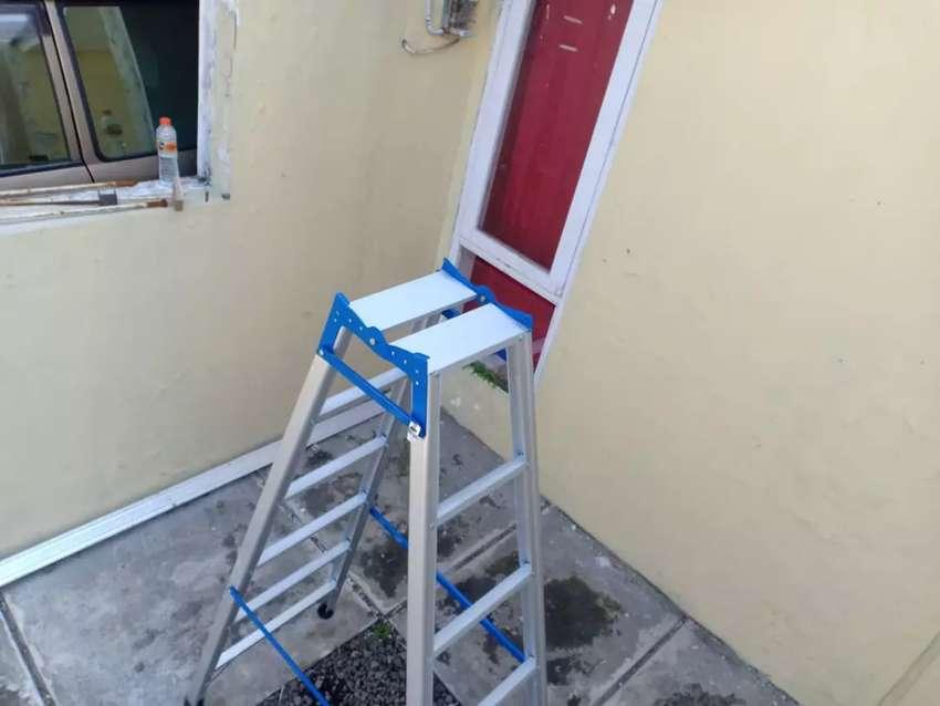 Promo tangga aluminium.. Sidoarjo bisa langung kirim