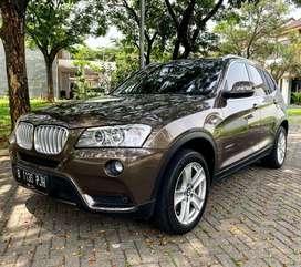 """BMW X3 Diesel Tahun 2014/2015 f25 """"Big LCD Screen"""" not X1/X5"""