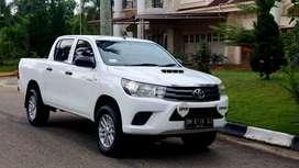 Toyota Hilux Tampan Minimalis