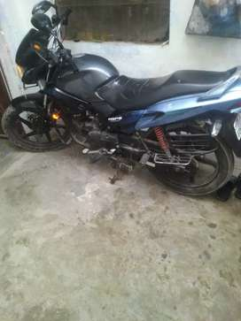 My bike is good candition