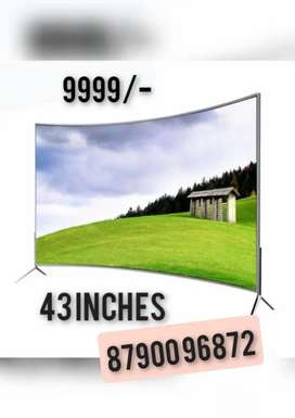 """Today's special offer on Brand new smart 43"""" 4k led tv"""