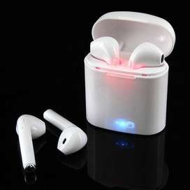 I7s Airpods Twin True compatible with both Iphone and Android