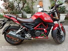 250 cc Benelli TnT