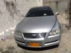 Toyota mark x model 2005 ^2500G