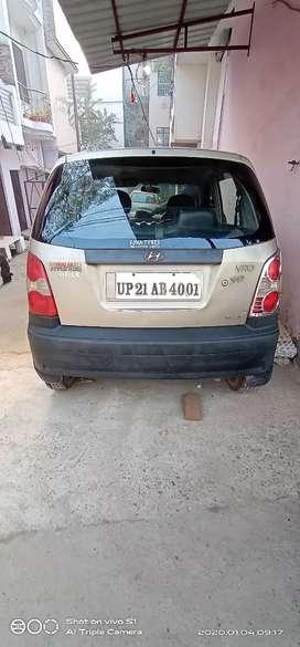 new condition santro zink car