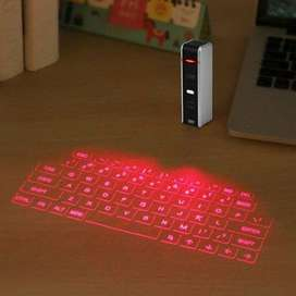 Laser Projection wireless bluetooth virtual keyboard