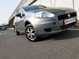 Fiat Grand Punto 2010 Petrol 65000 Km Driven