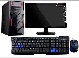 New Dual Core computer system with one year warrenty (dc/2/320/kb/mous