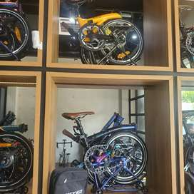 kredit sepeda lipat united trifold 3s syarat mudah