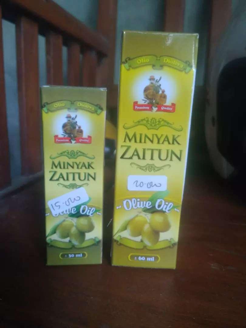 Minyak zaitun original 0