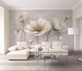 Imported wallpaper just @35/- sq ft