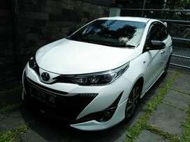 Toyota Yaris S TRD manual 2019 Bandung