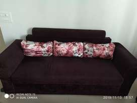 3  + 1+ 1 Sofa set for sell