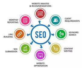 SEO and Digital Marketing Executive Required