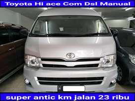 Toyota Hi Ace commuter 2.5 Dsl manual 2012 super antik