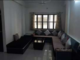 A fully furnished penthouse with 3 bedroom & bathrooms with 2 terraces