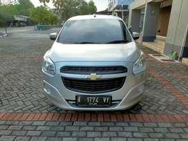 Chevrolet spin th 2014/13 manual km 14.000 istimewa sekali