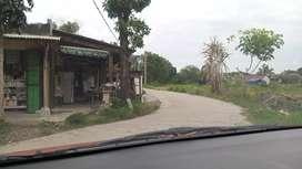 Dijual tanah lokasi suka manah Taban kec.jambe dekat perumahan