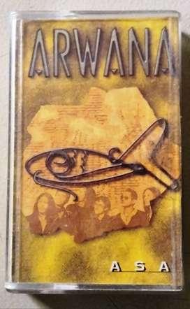 Kaset Arwana 'Asa'