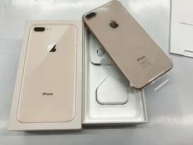 iPhone 8 Plus & above models are available
