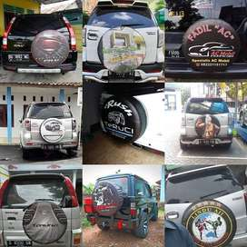 Sarung Ban terios rush Taruna-Taft Dll Cover ban CRV hONDA Kece Oke  g