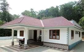 Kottayam  Muncipal Arae 2/3/4 BHK House / Flat 8000 Onwards