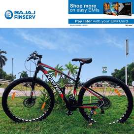 Brand New MTB 29 size geared cycle in Mega price. Limited period offer