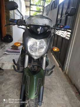 Special Edition MILITARY GREEN FZS version 1 for sale...
