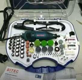 mini die grinder set 80pcs bitec tuner set gerinda bor mini Bs COD