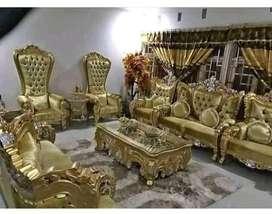 Jual Kursi Tamu Sofa Mewah #2148