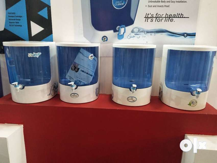 Aqua RO Minral 10 Litre Water Purifier 7 Stage Table top/Wall mountabl 0