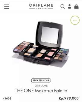 The One Make Up Pallete