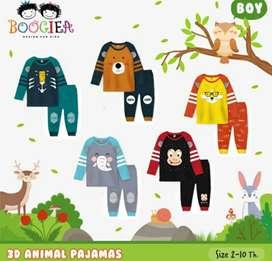 Setelan 3D Pajamas Boogiea