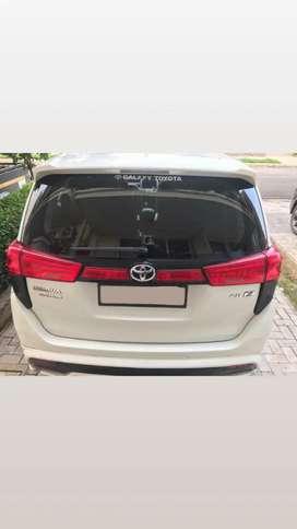 Toyota Innova Crysta 2018 Diesel Excellent condition.