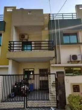 4bhk Duplex available at chauhan green valley