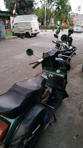 Vespa PX 1997 good condition boleh BT