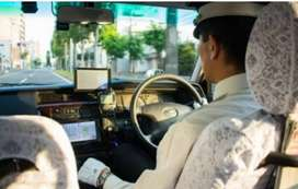 Urgently need driver for airport cab service