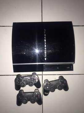Ps 3 fat Rp 1.100.000