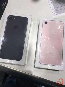Refurbished Apple I phone 7 model is available with us in good health