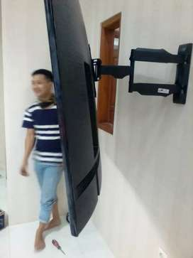 bracket lengan/swivel buat TV LCD dan LED