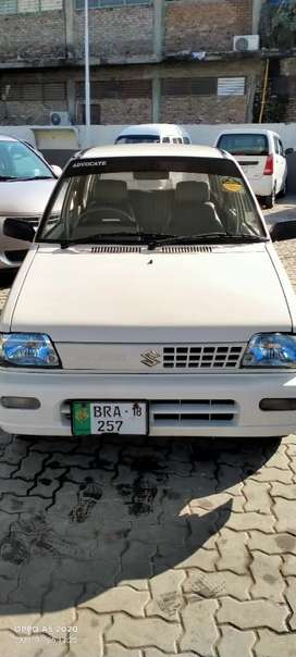 Mehran VXR 2018dec  first owner urgent sale only call can entertain