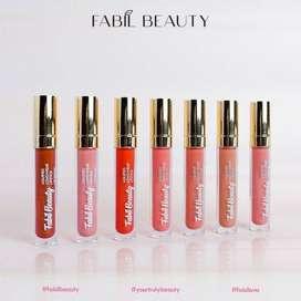 Fabil Beauty Liquified Longwear Lipstick
