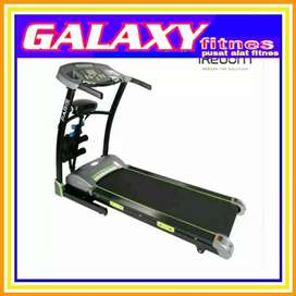 GALAXY FITNES/No.3377549/TREADMIL//SPEDA STATIS//ORIGINAL READY