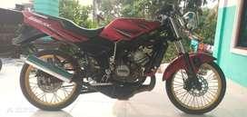 Kawasaki ninja R Thun 2010