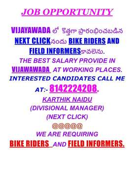 DIVISIONAL HEADS AND HIKE RIDERS,FEILD EXECUTIVES,DELIVERY EXECUTIVES