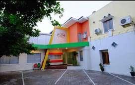 Dijual Hotel Desa Puri Bantul, Yoyakarta Murah Fasilitas lengkap bagus