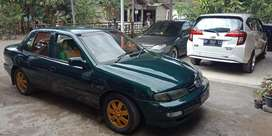 Timor 1998 plat AA magelang bisa tt motor