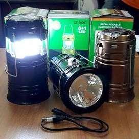 Lampu Lentera Plus Senter Bisa Charging