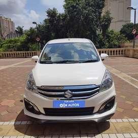 Maruti Suzuki Ertiga SHVS ZDI, 2018, Diesel