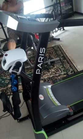 Treadmill elektrik energy sport LAYANAN FREE ONGKIR